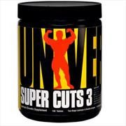 Universal Nutrition Super Cuts 3. Жиросжигатель 130 таб. фото