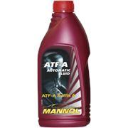 Масло для АКПП автомат MANNOL ATF-A AUTOMATIC FLUID фото