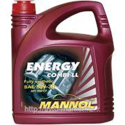 Масло моторное MANNOL ENERGY COMBI LL SAE 5W-30; API SM/CF; ACEA A3/B3/B4/C3 фото