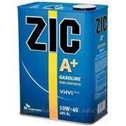ZIC A+ Полусинтетика 10W40/ 4 литра фото