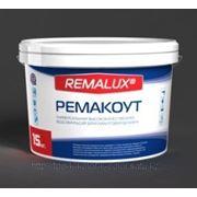 Водоэмульсионнка краска для стен и потолков Remacoat фото