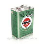 Масло трансмиссионное MITASU RACING GEAR OIL GL-5 75W-140 LSD 100% Synthetic MJ-414. фото