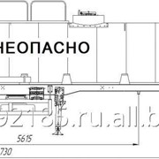Полуприцеп-цистерна НЕФАЗ-9693-02 фото