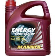 Масло моторное MANNOL ENERGY FORMULA OP SAE 5W-30; API SL/CF; ACEA A3/B4 фото