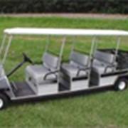 Электромобили Club Car Транспортировка большего количества пассажиров фото