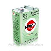 Масло трансмиссионное MITASU GEAR OIL GL-5 85W-90 LSD MJ-412. фото