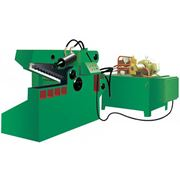 Hydraulic Metal Shear Q43-4000 фото