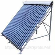 Солнечные вакуумные коллектора фото