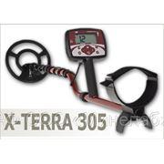 Металлоискатель X-TERRA 305 фото
