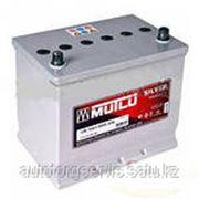 Аккумулятор 12v 80 Ah 720 A (EN) Mutlu Silver фото