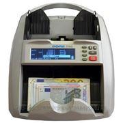 Мультивалютный счётчик с определением подлинности банкнот DORS 750 фото