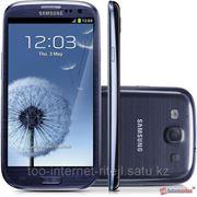 Смартфон Samsung Galaxy S III I9300 16gb Pebble Blue фото