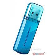 Флеш накопители Silicon Power Helios 101 16Gb синий фото
