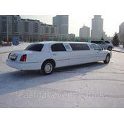 Линкольн лимузин №4 фото