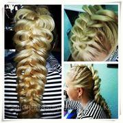 Плетение кос от 1000 тенге! фото