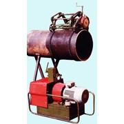 Машина гидравлическая для резки труб 352-218 фото