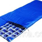 Спальный мешок High Peak Lowland / +7°C Left Blue 922680 фото