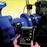 Лазерное центрирование оборудования фото