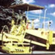 Машины для строительства асфальтобетонных покрытий фото