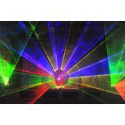 Свадебное лазерное-шоу в Павлодаре фото