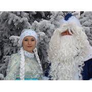 Дед мороз и снегурочка деткам алматы фото