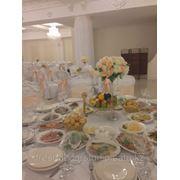 Композиции на столы гостей фото