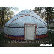 Продажа, аренда казахская юрта. фото