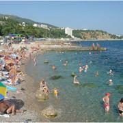 Климатотерапия воздушные, солнечные ванны, талассотерапия, пешеходные прогулки санаторий Крым Ялта фото