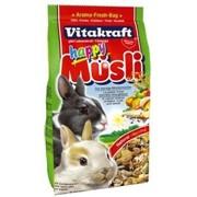 Мюсли Vitakraft HAPPY для кролика 200 гр фото