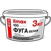 Ilmax 100 mastic Фуга белая. до 5 мм. фото