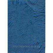 Вискоза гафре синяя фото