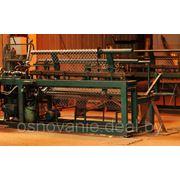 Станок для изготовления сетки рабицы (ширина рулона 2м) фото