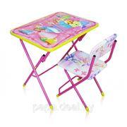 Набор детской мебели КУ1 Ника фото
