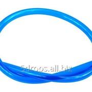 Термостойкий пищевой ПВХ-шланг диаметром 6 мм (синий) фото