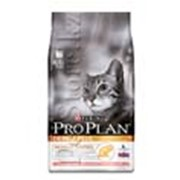 Корм Pro Plan Derma Plus с лососем для кошек с чувствительной кожей 0.4 кг фото