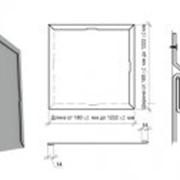 Ромб 0,389x0,389м 0,5мм матполиэстер фото