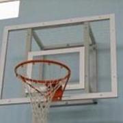 АКВЕЛЛА Щит баскетбольный тренировочный на металлической раме 1200х900мм оргстекло арт. AQ17501 фото