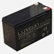Аккумуляторная батарея 7Аh LUXEON LX 1270E, артикул LuxAB-05 фото