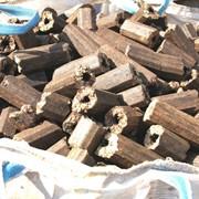 Топливные брикеты Pini Kay (навалом фото