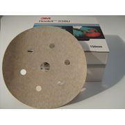 62130 Шлифовальный круг Hookit 338U LD801A, Р240, 150 мм фото