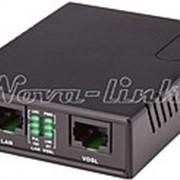 Конвертер VDSL2 1х1000 UTP/РК профиль 17а/30а БП12В NSGate qBRIDGE-307m фото