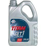 Titan Fuchs PRO GAS 5W-40 4л фото