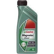 Castrol Magnatec Diesel B4 5W-40 1л фото