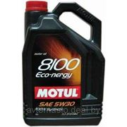 Motul 8100 Eco-nergy 5W-30 5л фото
