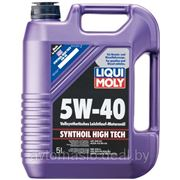 Liqui Moly Synthoil High Tech 5W-40 5л фото