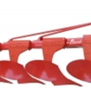Полуавтоматический плуг с профильной рамой фото