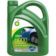 BP Visco 5000 5W-40 4л фото