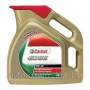 Castrol EDGE 0W-40 4л фото