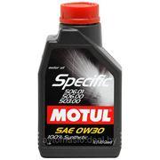 Motul Specific 0W-30 1л фото