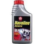Texaco Havoline Syntetic 5W-40 1л фото